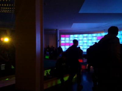geekish cafeteria at 27c3