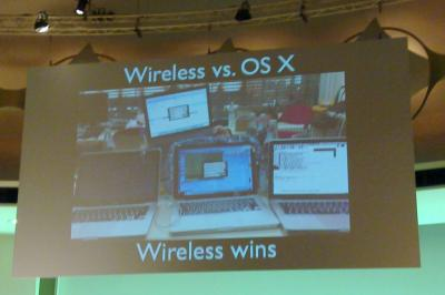 27C3 battlefield: Wireless vs. Mac OS